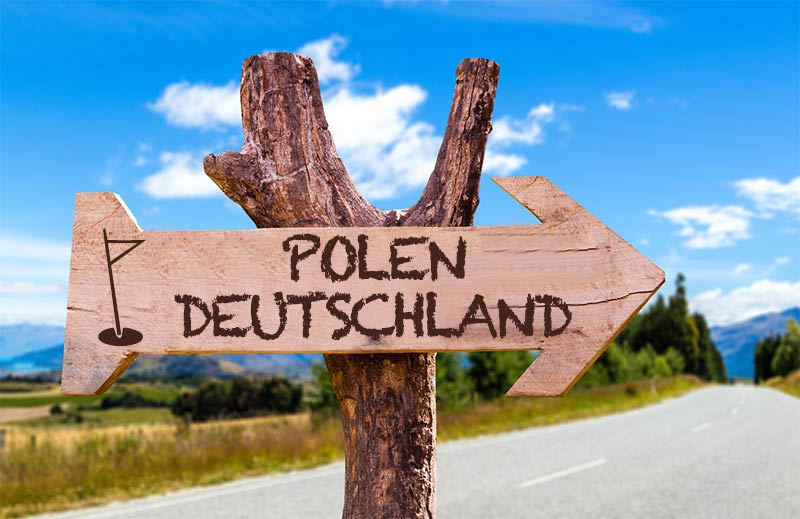 Spedition Deutschland-Polen